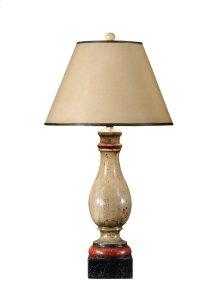 Old Balustre Lamp