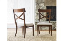 Upstate by Rachael Ray X-Back Side Chair