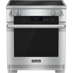 Miele30 inch range Induction with M Touch controls, Moisture Plus and wireless roast probe