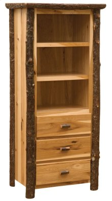 Open Pantry - Natural Hickory