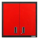 """Gladiator® Premier Pre-Assembled 30"""" Wall GearBox - Red Tread Product Image"""