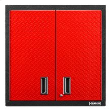 """Gladiator® Premier Pre-Assembled 30"""" Wall GearBox - Red Tread"""