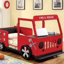 Rescuer Twin Bed