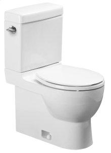 2-PC-Toilet - White Alpin