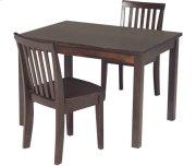Juvenile Table / Juvenile Chair Rich Mocha Product Image
