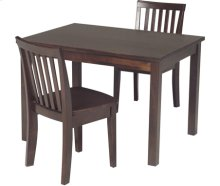 Juvenile Table / Juvenile Chair Rich Mocha