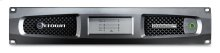 Two-channel, 1250W @ 4 Power Amplifier with BLU link, 70V/100V