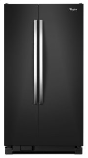 33-inch Wide Large Side-by-Side Refrigerator with Greater Capacity and Adaptive Defrost - 22 cu. ft. Product Image