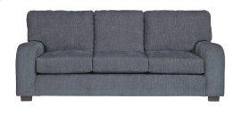 Sofa - Grayish Blue Chenille Finish