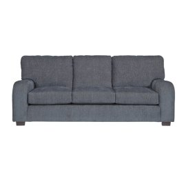 Sofa - Grayish Blue Chenille Finish