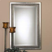 Triple Beaded Vanity Mirror