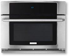 27'' Built-In Convection Microwave Oven with Drop-Down Door