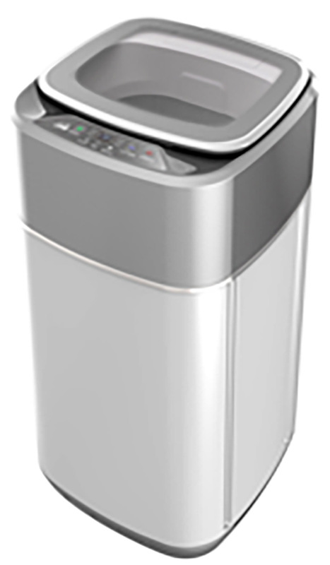 1.0 CF Top Load Portable Washer  WHITE