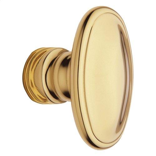 Non-Lacquered Brass 5057 Estate Knob