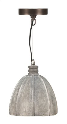 *Cement Hanging Lamp