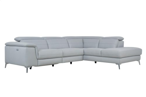 POWER Left Side Reclining Love Seat
