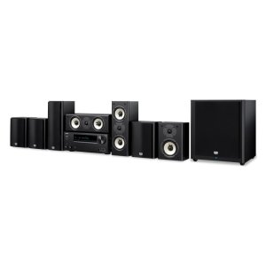 OnkyoTHX® Certified 7.1-Ch Integrated Network Home Theater System