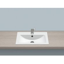 Built-in basin