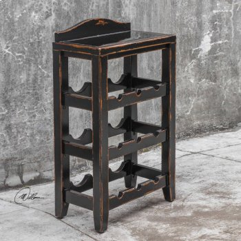 Halton, Wine Rack Table Product Image
