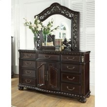 Monte Carlo Mirror and Dresser