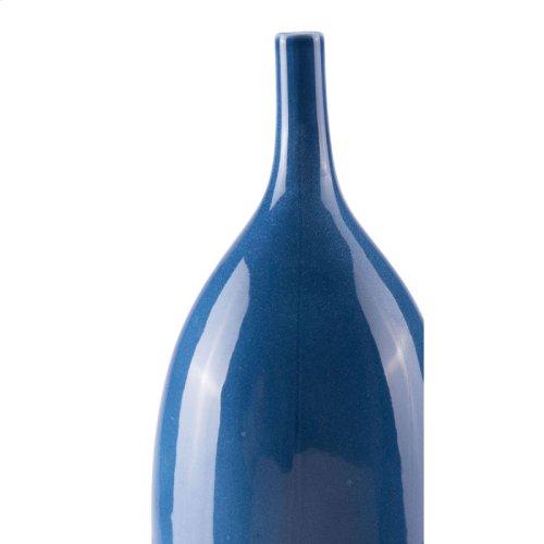 Cobalt Lg Vase Blue