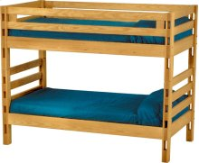 Bunkbed, Twin over Twin