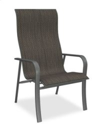 High Back Dining Chair - Sling Product Image