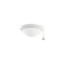 Basic Low Profile Fixture 30-3 WH
