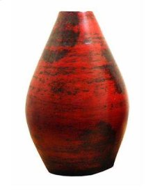3PC Red Gota Pottery