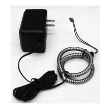Commercial single ac adapter with shielded cable for 8301, 8302, 8303, 8304