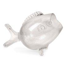 Peces Glass Fish Vase