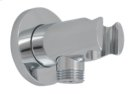 Round Waterway Elbow - Brushed Nickel Product Image