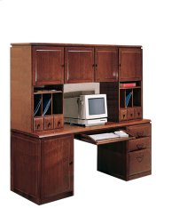 Credenza and 1770 Hutch Station