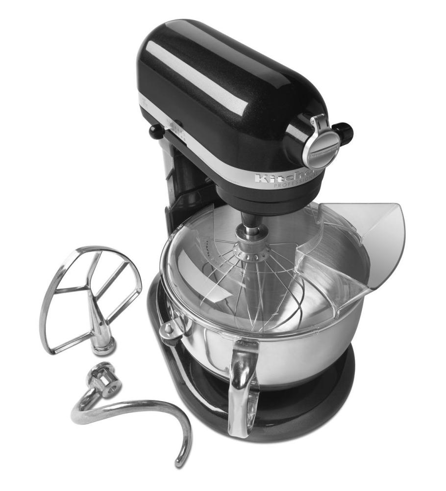 KitchenAid Professional 600 Series 6 Quart Bowl Lift Stand Mixer   Caviar