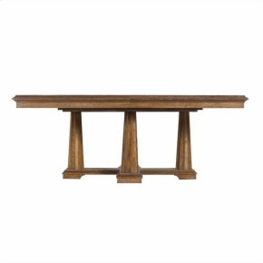 Archipelago - Calypso Pedestal Table In Shoal