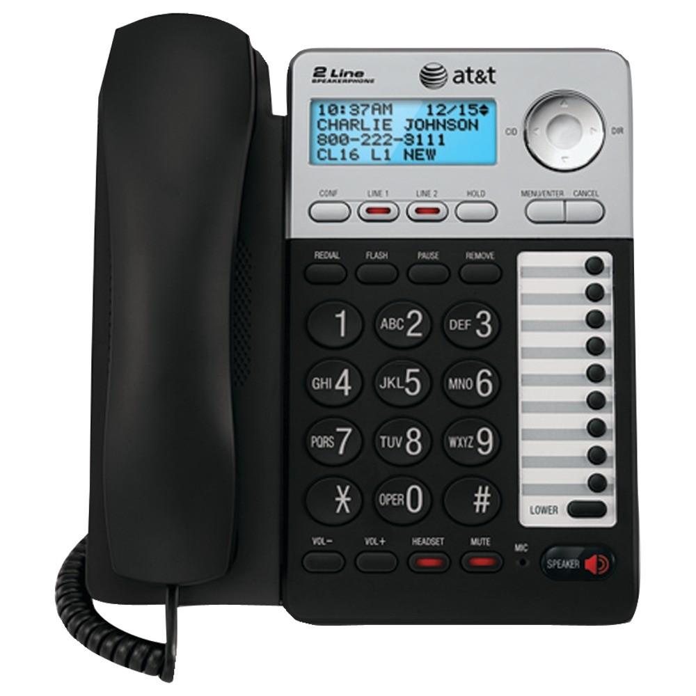 2-Line Speakerphone