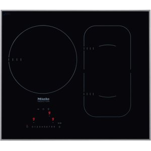 MieleInduction Cooktop with PowerFlex cooking area for maximum versatility and performance.