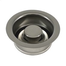 Polished Chrome Disposal Assembly and Stopper