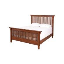 """Queen Bed (58""""/31"""")"""