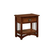 Arroyo Seco 1 Drawer Nightstand