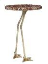 Flamingo Chairside Table