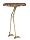 Flamingo Chairside Table