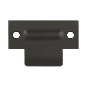 "T-Strike For RCA430, 2-3/4"" X 1-3/4"" - Oil-rubbed Bronze"
