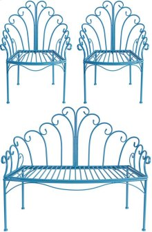 S/3 Kid's Sofa&Chairs