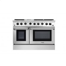 Thor Kitchen - 48 Inch Professional Gas Range In Stainless Steel