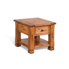 Sedona End Table