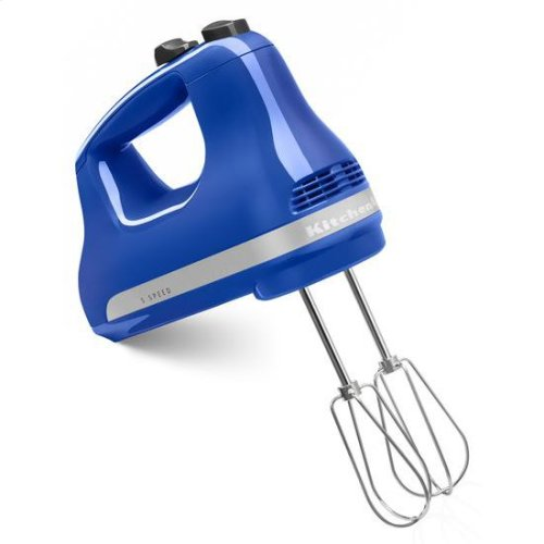 KitchenAid® 5-Speed Ultra Power™ Hand Mixer - Twilight Blue