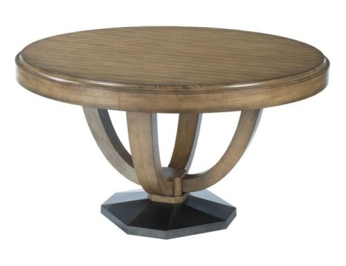 Round Dining Table - Complete