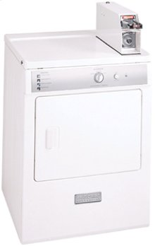 Front load clothes dryer