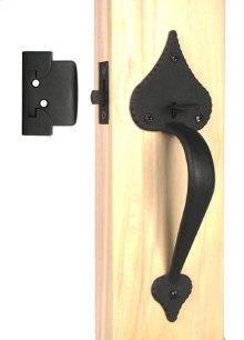Double Handle Drop Latch Sets w/ Deadbolt